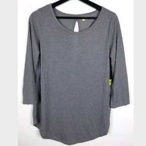 Xersion Relaxed Fit Yoga Top Athleisure Lounge